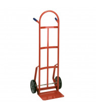"Wesco 146 Series Curved Two Handle 600-800 lb Load 14"" Nose Hand Trucks"