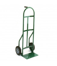 "Wesco Greenline 626 Pin Handle 500-600 lb Load 14"" Nose Steel Hand Trucks"