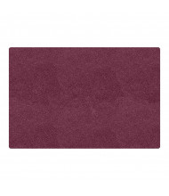 Carpets for Kids Mt. St. Helens Rectangle Classroom Rug, Cranberry