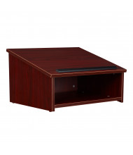 Oklahoma Sound Tabletop Lectern (Shown in Mahogany)