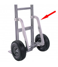Wesco S2K Cobra Deluxe Aluminum Stairglides w/out Straps Field Install Kit (Hand Trucks)