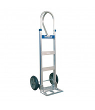 "Wesco Cobra-Lite Back Loop Handle 560-600 lb Load 18"" Nose Aluminum Hand Trucks"
