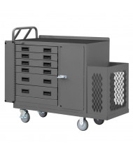 Durham Steel Mobile Workbench 1200 lbs Capacity