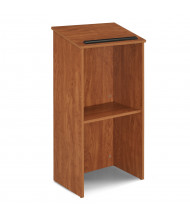 Oklahoma Sound Full Floor Lectern (Shown in Cherry)