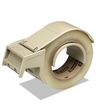 """Scotch Compact and Quick Loading Dispenser for Box Sealing Tape, Gray, 3"""" Core"""