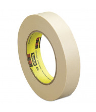 "Scotch .70"" x 60 yds Natural General Purpose Masking Tape, 3"" Core"