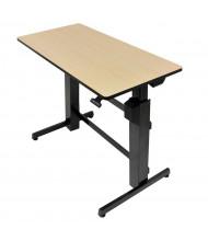 Ergotron WorkFit-D Height Adjustable Sit-Stand Desk