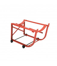 Wesco CWO-10 600 lb Economy Tiltable Drum Cradle with Inner Frame Wheels