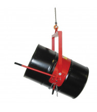 Wesco DL-55 500-800 lb Load 55-Gallon Steel Drum Lifter & Dispenser