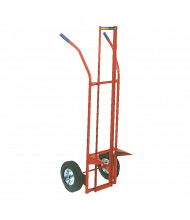 Wesco PT 500 lb Load 5-Gallon Pail Hand Truck, Semi-Pneumatic wheels