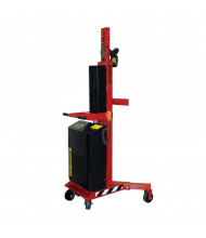 Wesco DM-1100-PL Power Lift Pallet Truck Drum Lifter