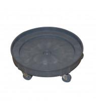 Wesco P55-30-P 900 lb Load Polypropylene 30 & 55-Gallon Drum Dolly