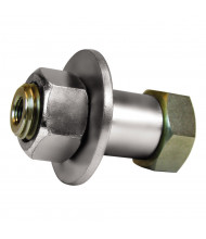 Just-Rite 25973 Nitrogen Pass-Through Valve for Safety Cabinet