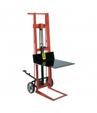 Wesco 2-Wheel Hydraulic 750 lb Load Platform Pedalifts
