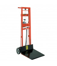 Wesco Two Wheel Manual Hand Winch 750 lb Load Platform Lift Trucks