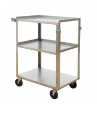 Wesco 300-500 lb Load Steel Service Cart