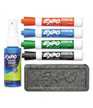 Expo Low-Odor Dry Erase Marker Starter Set