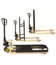 Wesco 3-in-1 Guard Adapter Kit 272004 only. Pallet Jack sold separately