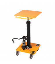 Wesco Value Lift Hydraulic Manual Lift Table - 272469