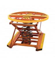"""Wesco PL 4500 lb Load Spring Pallet Leveler & Positioner, 29"""" H"""