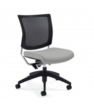 Global Graphic 2736MB Mesh Back Fabric Mid-Back Executive Office Chair
