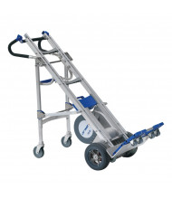 Wesco Wheel Carriage for LiftKar Universal Stair Climbing Hand Trucks (Shown With Separate Hand Truck)