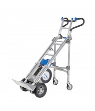 Wesco Extened Height LiftKar HD Straight Frame 725 lb Load Stair Climbing Hand Truck