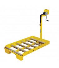 "Wesco Battery Transfer 4000 lb Load 30"" x 40"" Cart 274260"