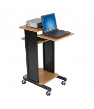 Balt 27519 Presentation AV Cart (example of use)