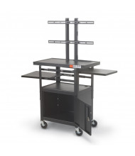 Balt 27530M Height Adjustable Flat Panel AV Cart