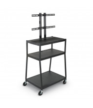 Balt 27553 Wide Body Flat Panel AV Cart