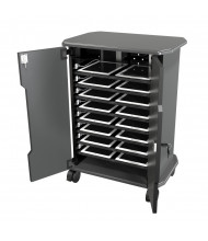 Balt 27689 Economy 16 Tablet Capacity Charging Cart (example of use)