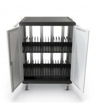 Balt A La Cart 27702 32 Tablet Capacity Security Cart