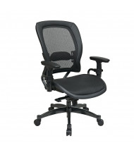 Office Star Professional Synchro-Tilt Mesh Mid-Back Managers Chair