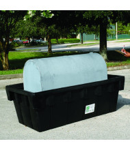 Ultratech Ultra Containment Sumps with Drain (360 gallon model)