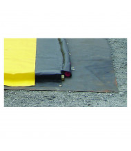 Justrite 6' W Ground Mats for Spill Containment Berms