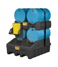 Just-Rite Ecopolyblend Drum Management System