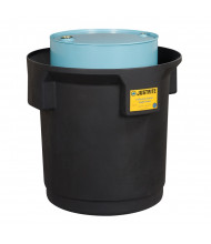 Just-Rite Ecopolyblend 28685 1-Drum Collection Center for 55 Gallon Drum
