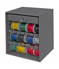 Durham Steel Wire Spool Storage Rack