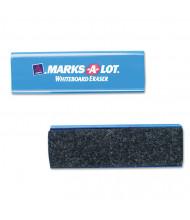 """Marks-A-Lot 5.5"""" Felt Dry Erase Eraser"""