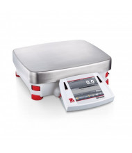 OHAUS Explorer AutoCal High Capacity Precision Balances, 12,000 to 35,000g Capacity