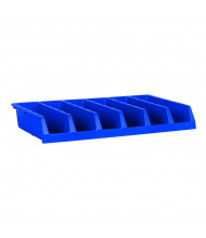 Akro-Mils Plastic Storage System Bins (Shown in Blue)