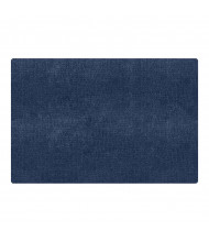 Carpets for Kids Mt. Shasta Rectangle Classroom Rug, Ocean Blue