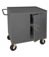 Durham Steel Cabinet Steel Mobile Workbench 2000 lb Capacity