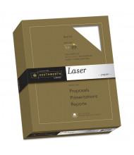 """Southworth 8-1/2"""" X 11"""", 24lb, 500-Sheets, Laser Paper"""