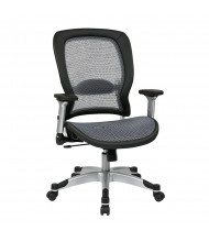 Office Star AirGrid Mesh Mid-Back Executive Office Chair, 327-E36C61F6