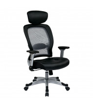 Office Star AirGrid Mesh High-Back Executive Office Chair, 327-E36C61F6HL