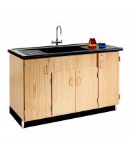 Diversified Woodcrafts Science Lab Clean-Up Sink