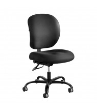 Safco Alday 3391BL Big & Tall 500 lb. Intensive Use Fabric Task Chair
