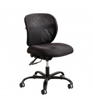 Safco Vue 3397 Big & Tall 500 Lb. Fabric Mesh Mid-Back Task Chair